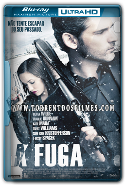 A Fuga (2012) Torrent - Blu-Ray Ultra HD 720p Dual Áudio