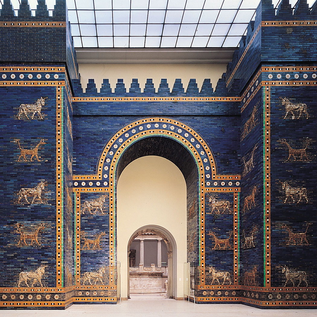 Extreme Nature The Ishtar Gate At Babylon