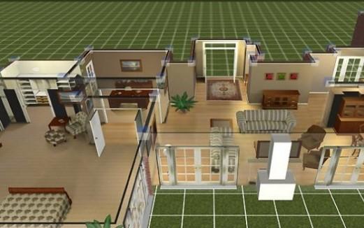 9. MyVirtualHome. MyVirtualHome adalah software desain ... & 10 Software Desain Rumah Terbaik 2018 | 10Terbaik.com Tekno