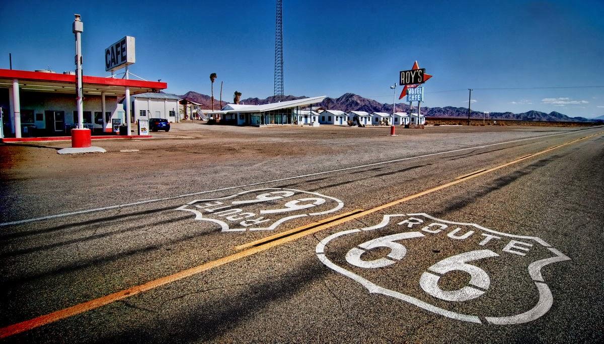 Route 66 - CA