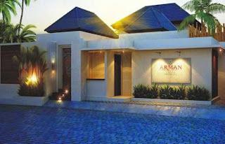 Promo villa bintang 5 di Seminyak - Arman Villa Seminyak Bali