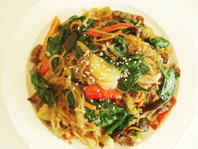 PAPILLU TERRITORY Makanan Makanan Khas Korea