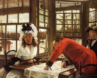 information of James Jacques Joseph Tissot