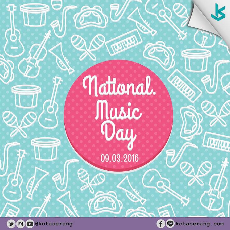 Permalink to Hari Musik Nasional 2016