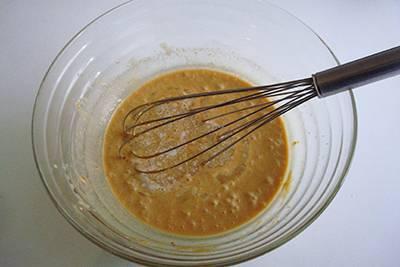 Muffin al burro di arachidi 4