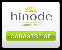 CADASTRE-SE NA HINODE