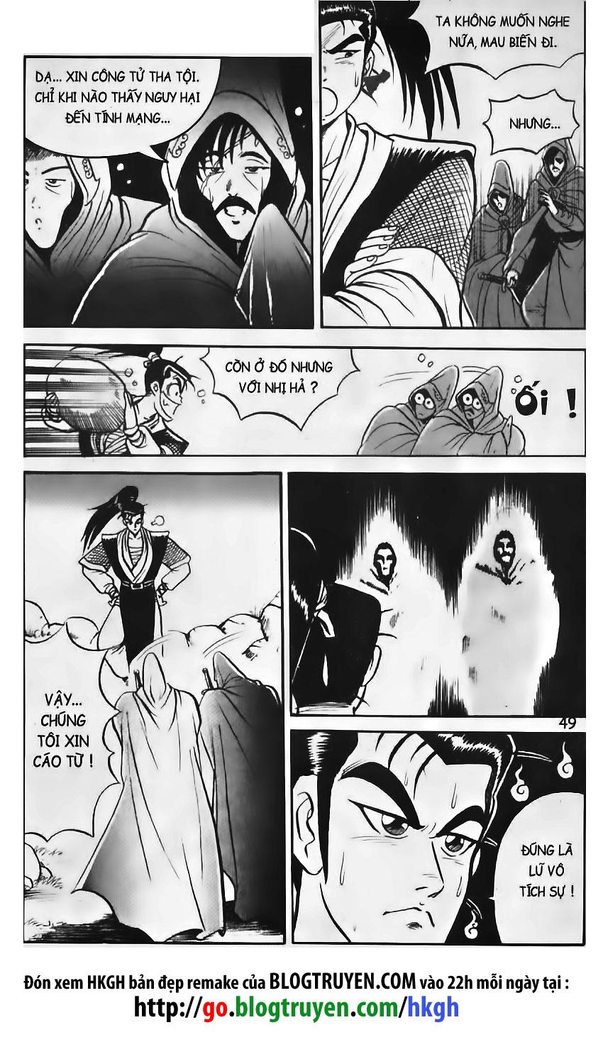 Hiệp Khách Giang Hồ chap 3 page 4 - IZTruyenTranh.com