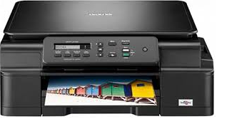Brother DCP-J100 Printer Driver