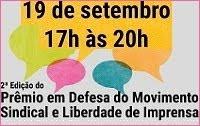 AMANHÃ, DIA 19, NA OAB-RJ