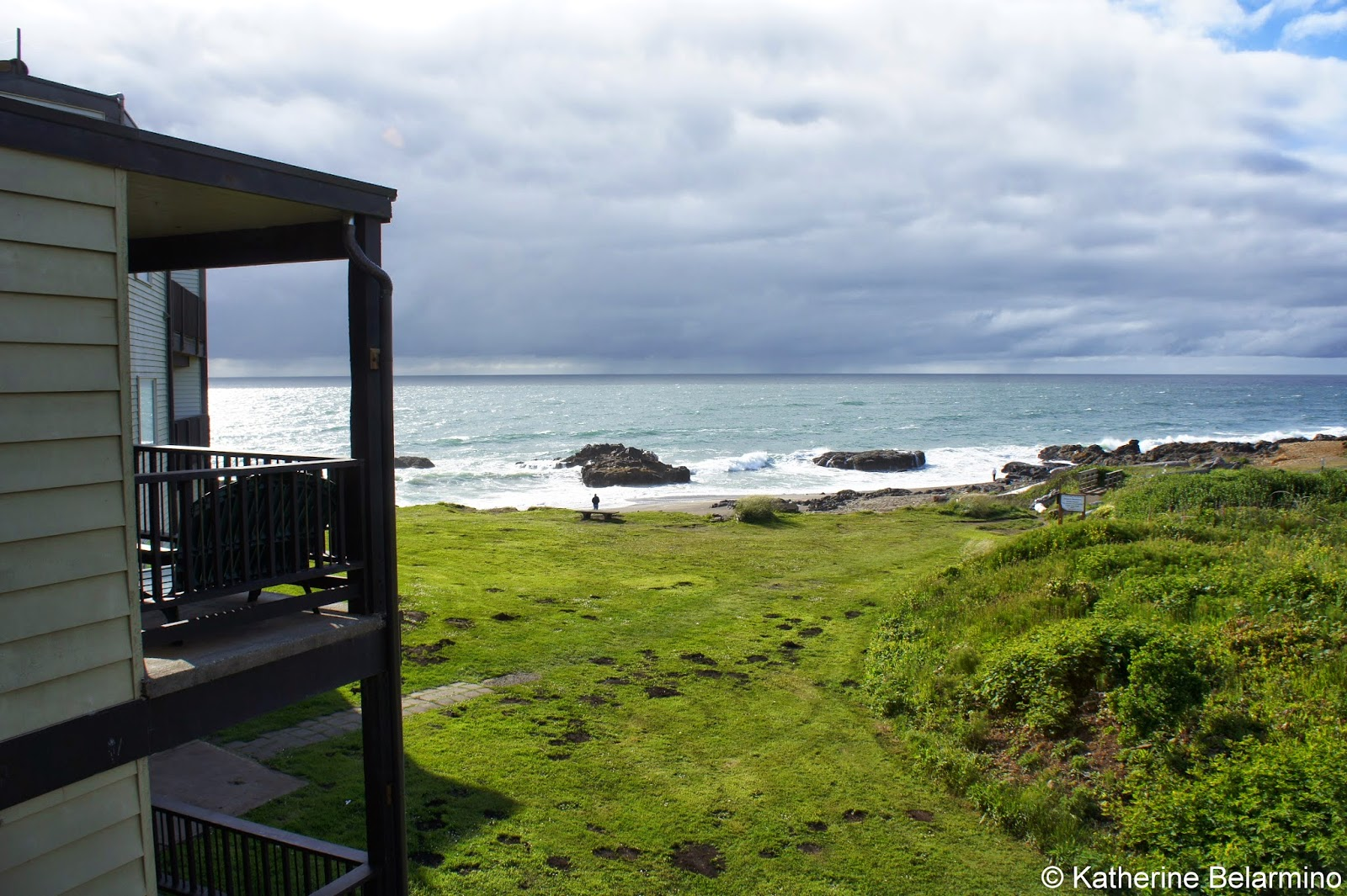 Oregon Coast Hotel Adobe Resort Yachats Our Ocean View