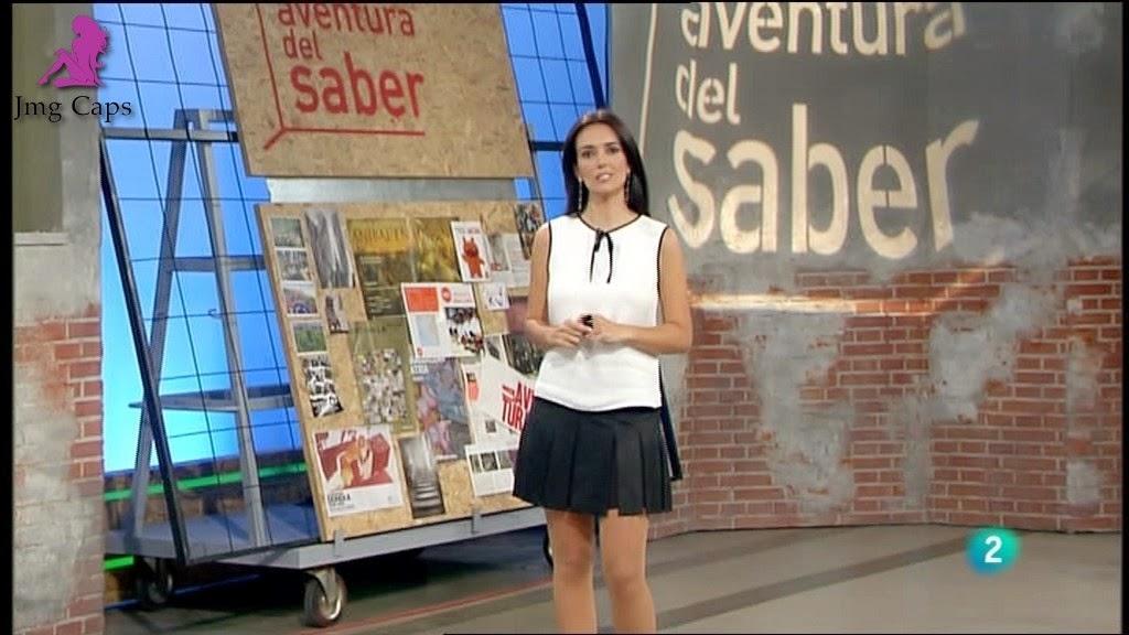 MARIA JOSE GARCIA, LA AVENTURA DEL SABER (23.10.14)
