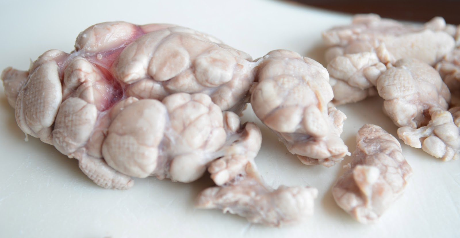 Sweetbreads And Wild Mushrooms | Life In The Food Lane