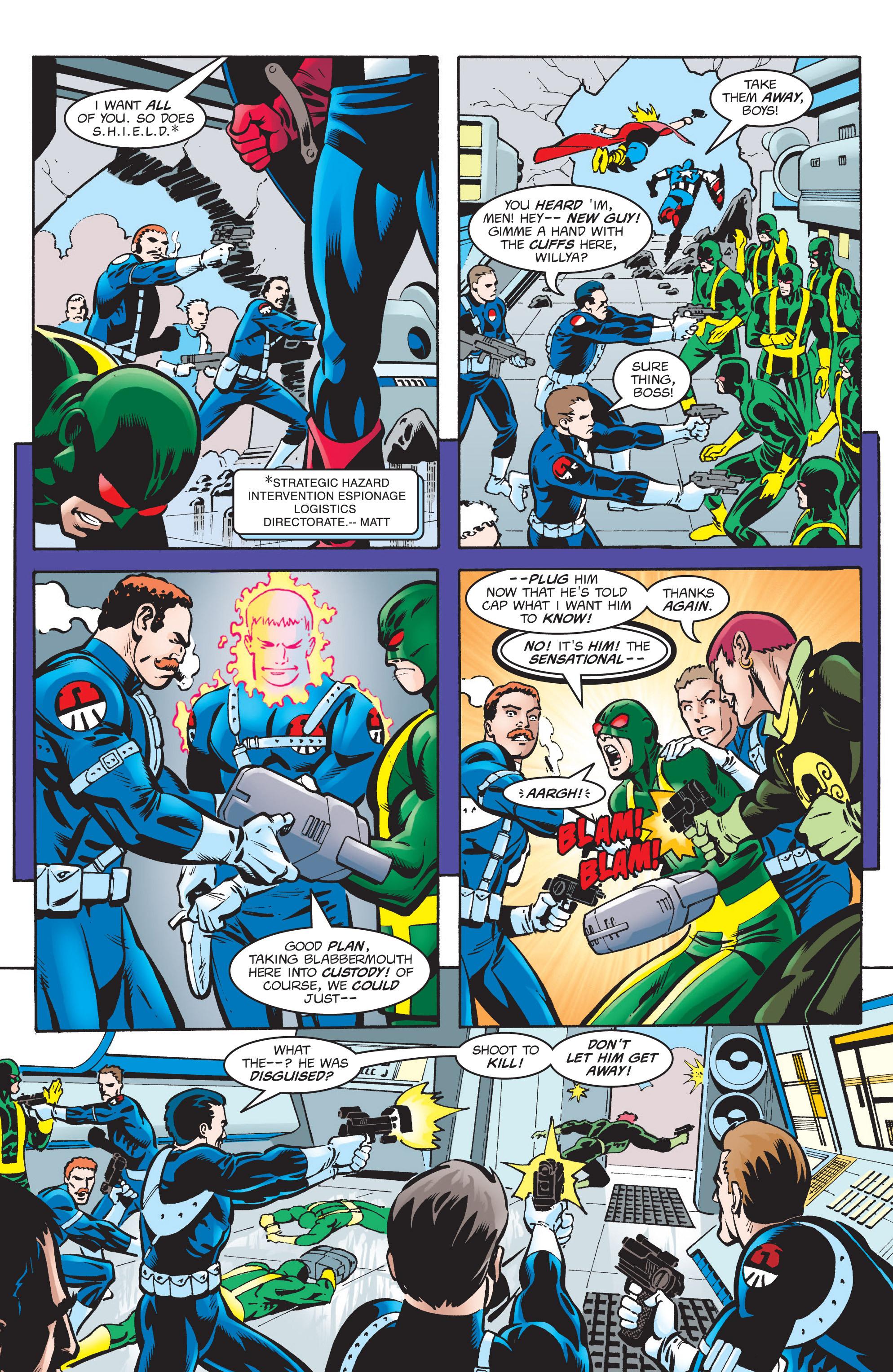 Captain America (1998) Issue #5 #8 - English 6