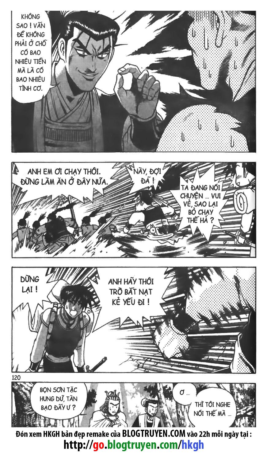 Hiệp Khách Giang Hồ chap 177 Trang 20 - Mangak.info
