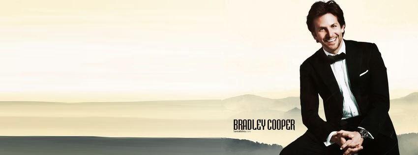 Couverture facebook personnalisée bradley cooper