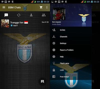 Preview BBM Lazio