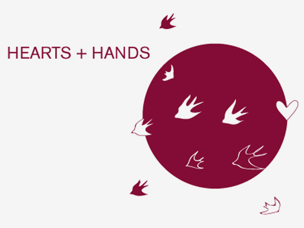 HEARTS + HANDS: A Raffle for Japan