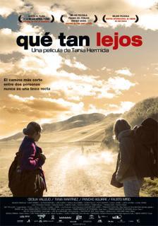 Qué Tan Lejos – DVDRIP LATINO