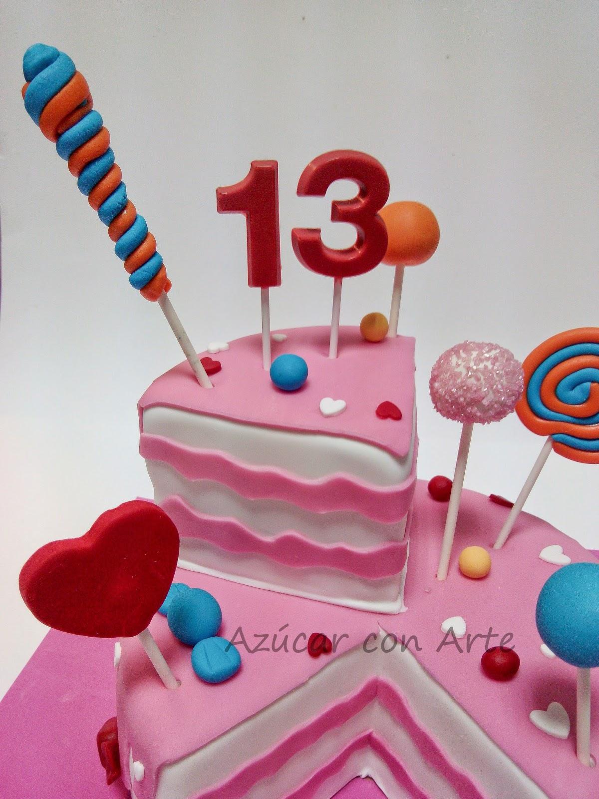 candy cake | azucar con arte