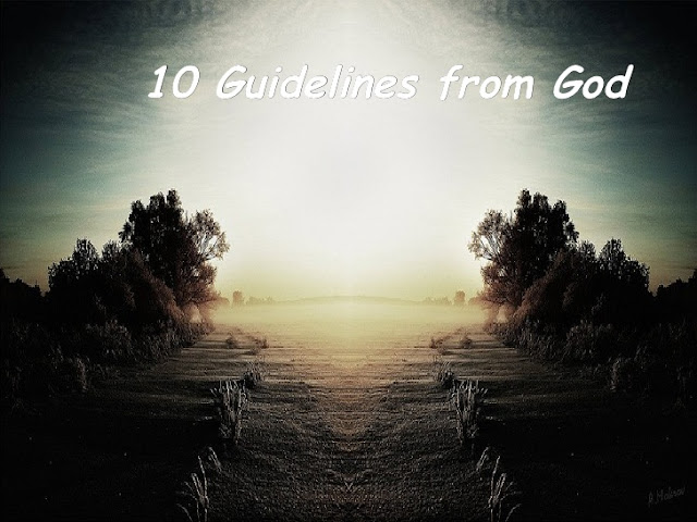 10 Guidelines From God