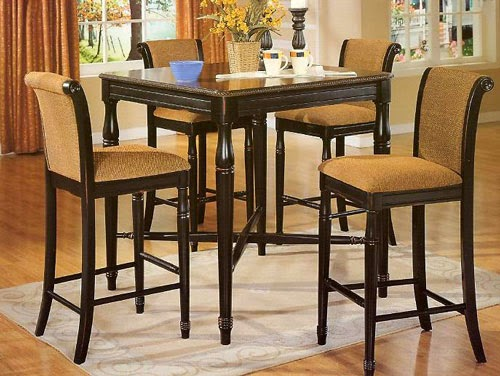 High Table and Chair Set