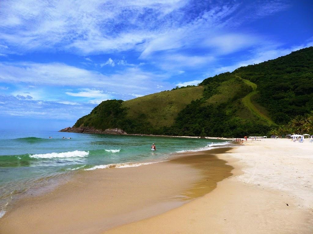 praias brasileiras paquerar maresias