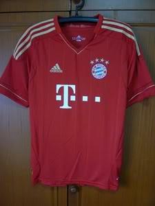 Jersey Bayern Munchen Home 2012/2013