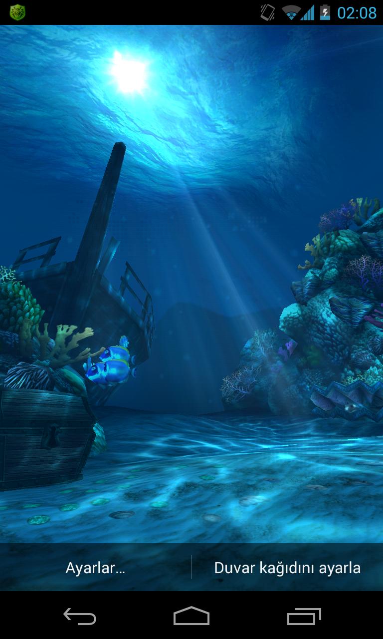 Download wallpaper ocean hd apk v10 for bluestacks screenshot 2