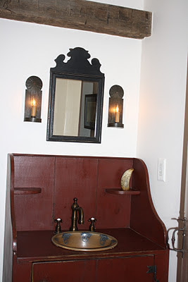 The Enos Kellogg Homestead Restoring An 18th Century Connecticut Home Reproduction Light