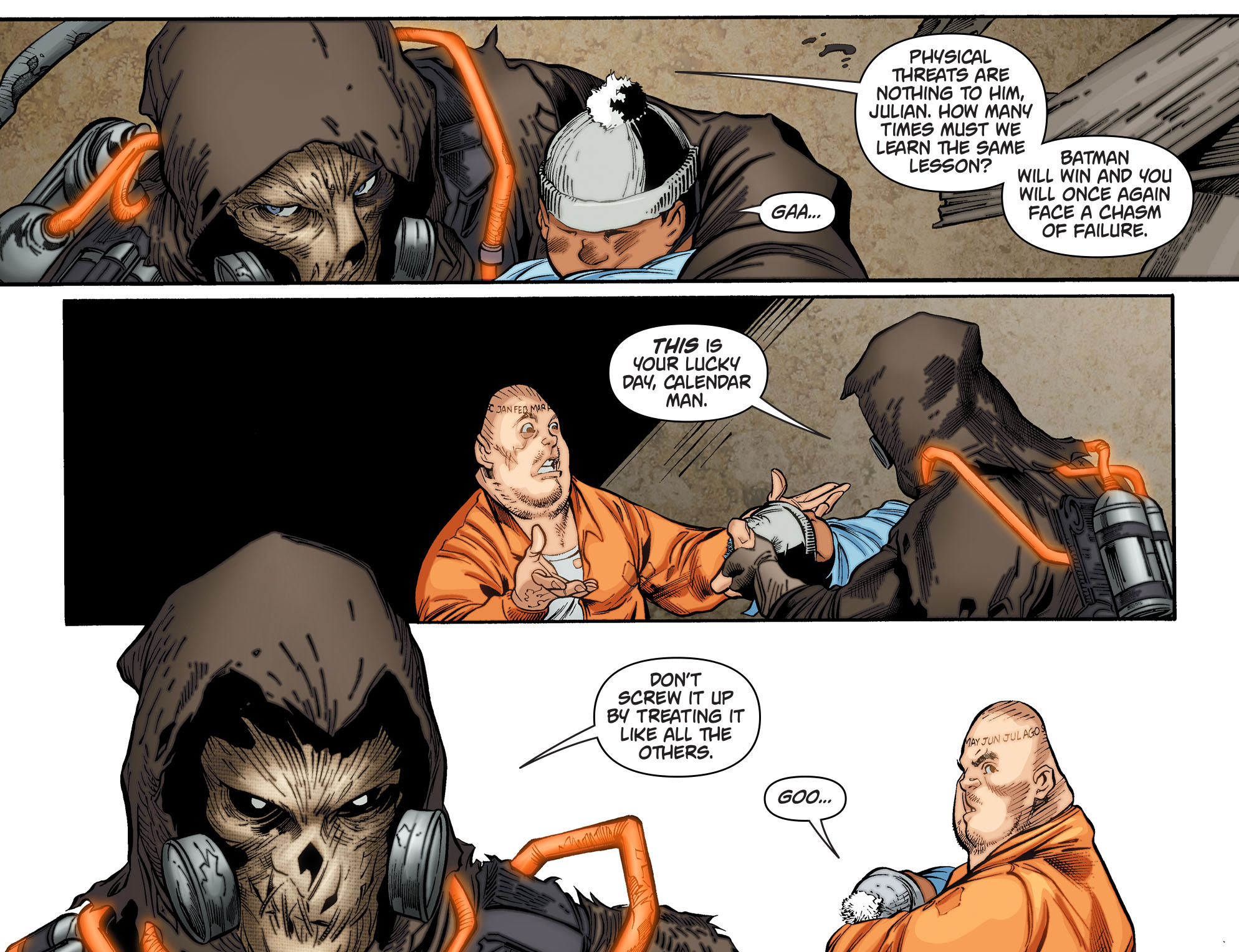 Batman: Arkham Knight [I] Issue #32 #34 - English 16