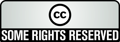 All content is licensed under a Creative Commons 3.0 license