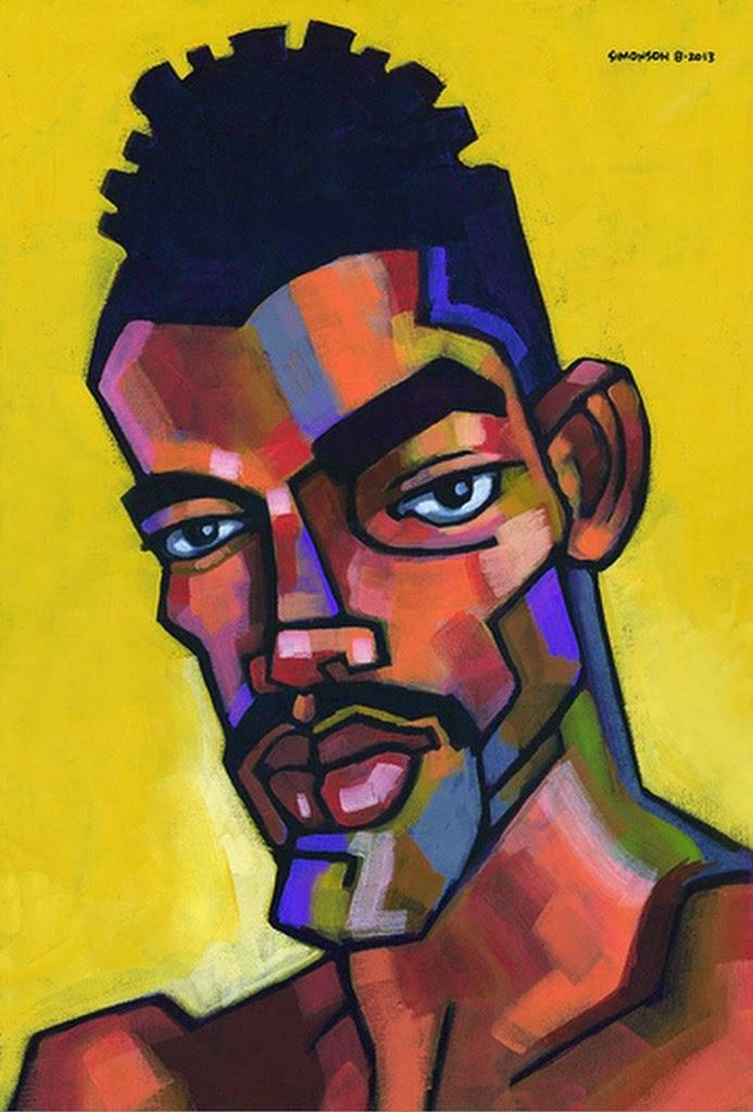 rostros-pintura-moderna-pop