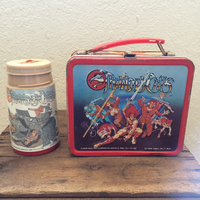 80's lunchboxes