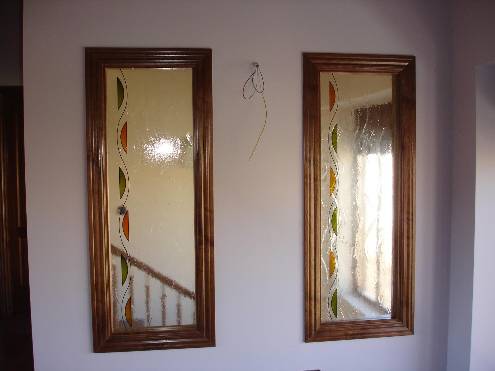 Vidrieras para puertas de interior for Puertas con vidrieras decorativas