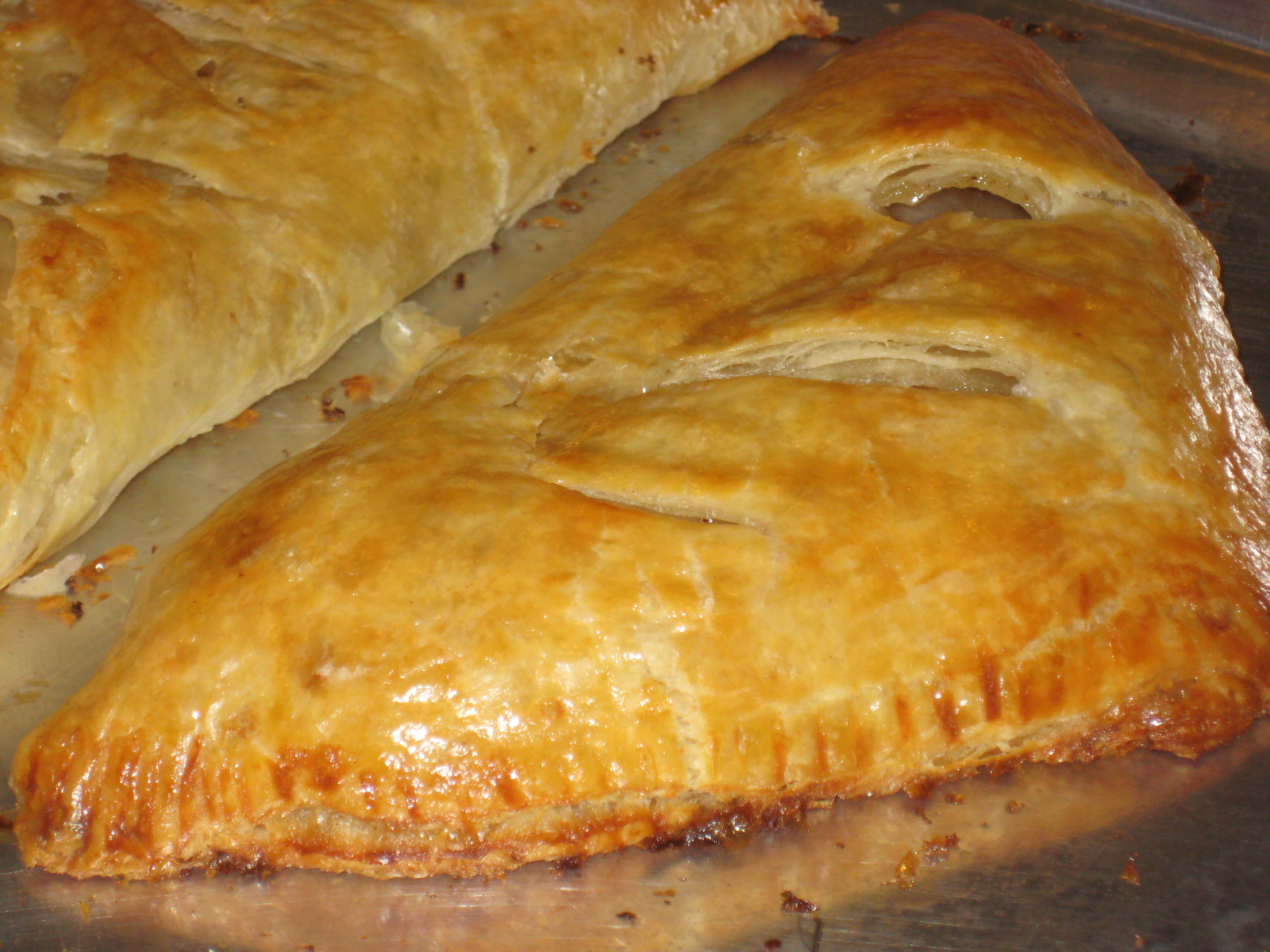 Recipe of the Day: Apple Turnovers *National Apple Turnover Day ...