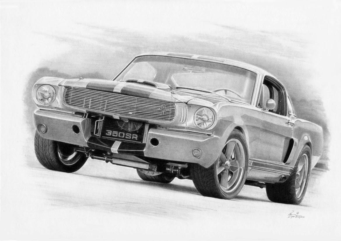 New Cars Juminten: Car Drawings