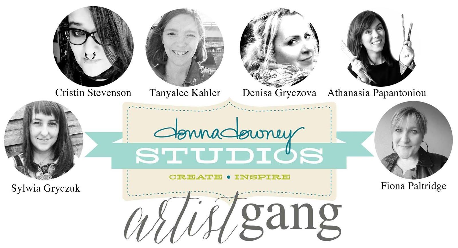 Donna Downey's Artist Gang