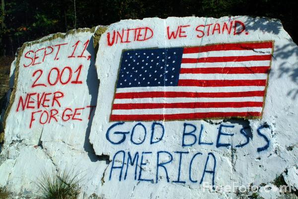building died 10 years rest peace hands lord heaven god bless america