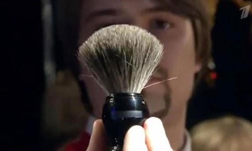 Помазок для бритья