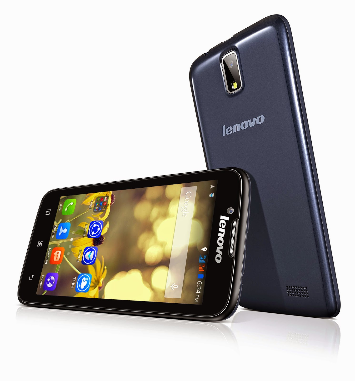Lenovo A328 and A536 Introduced, Mid-range Smartphones Starting at P5,999