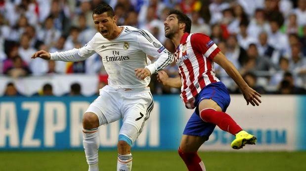 Real Madrid-Atlético de Madrid-Supercopa de España