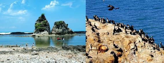 Gambar wisata pulau dua dan pulau burung Banten