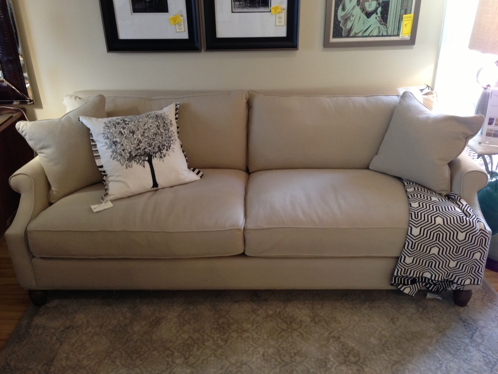 Wesley Hall Sofa NOW $1795 From $4440