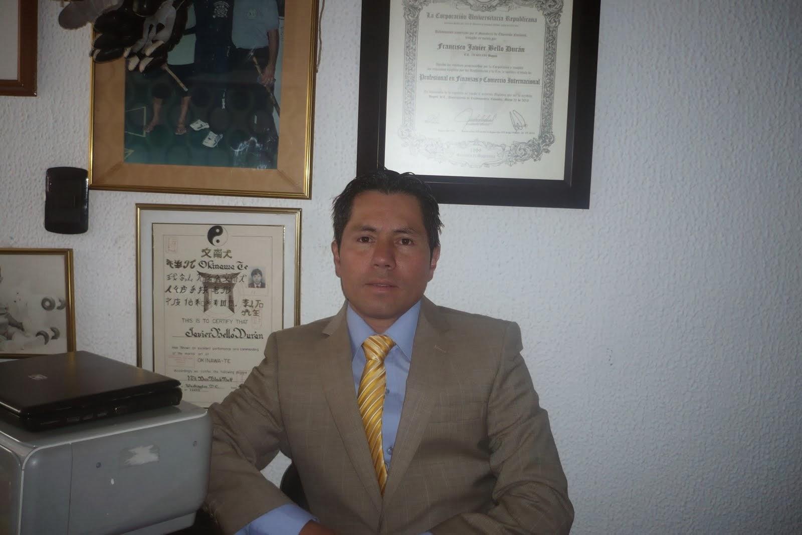 Javier Bello Durán