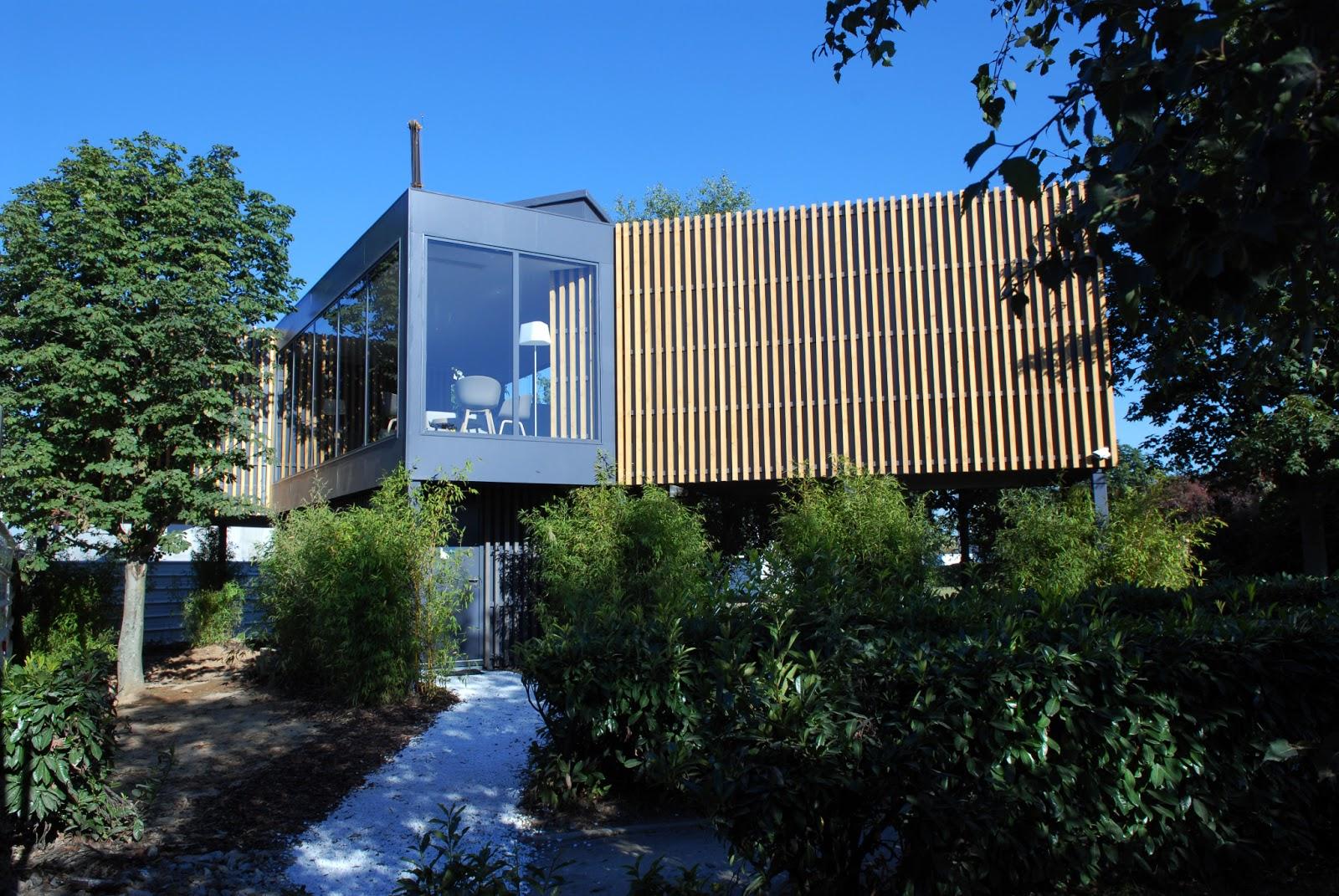 Agence d 39 architecture int rieure parallel paris for Architecture ephemere definition