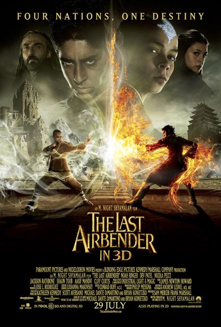 ดูหนังออนไลน์ เรื่อง : The Last Airbender มหาศึก 4 ธาตุ จอมราชันย์ [HD]
