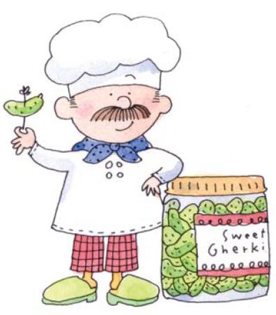 Dibujos De Cocineros