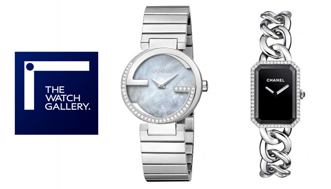 the watch gallery, luxury watches at the watch gallery, ladies luxury watches