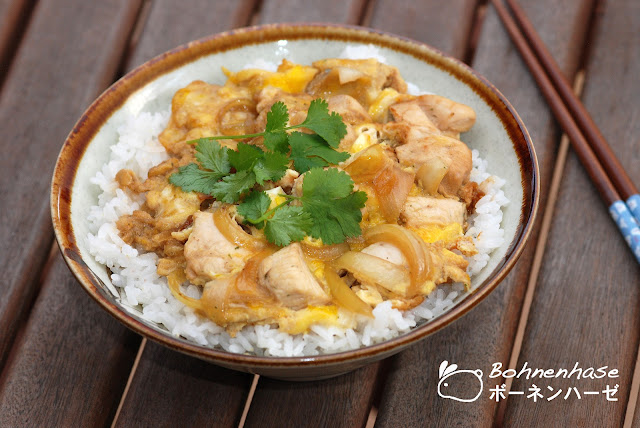 Oyako Don Oyakodon is a simple,