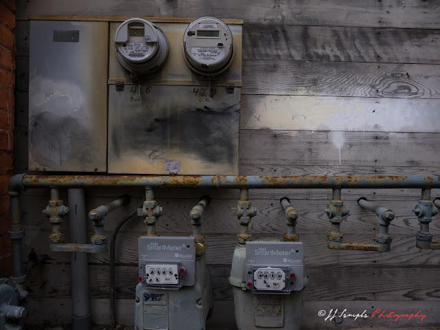 PG&E Meter Board